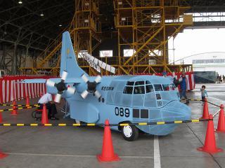 小牧基地航空祭 2012 C-130Jr
