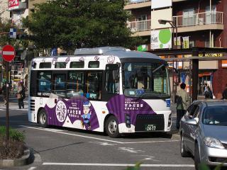 区内循環バス「すみだ百景」