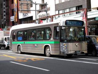 観光路線バス
