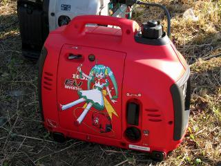 メロンブックスラリーチャレンジ 痛発電機
