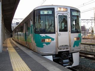岡崎駅 愛知環状鉄道 2000系