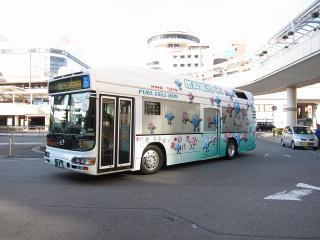燃料電池バス FCHV-BUS
