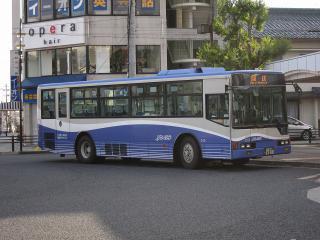 名古屋ガイドウェイバス ゆとりーとライン GB-1000形気動車