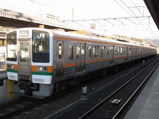 JR 211系