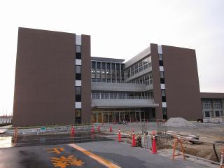 翔南中学校(今春開校)