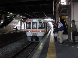 JR東海 東海道本線 313系
