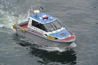 名古屋高速道路全線開通記念 わくわくサンキューウォーク 警備艇 愛7ちたちどり