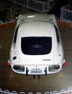 トヨタ2000GT 後期型