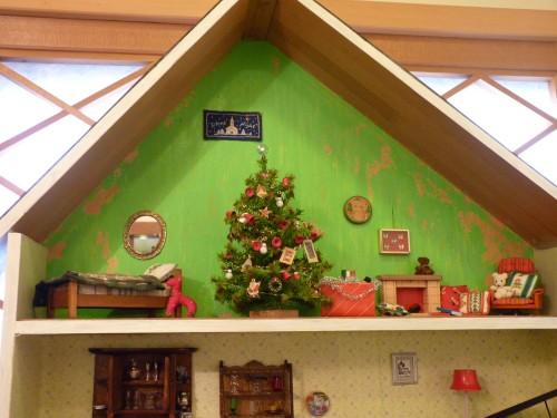 12クリスマスドールハウスその3