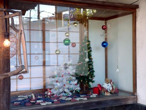 12年クリスマスの飾りつけその2