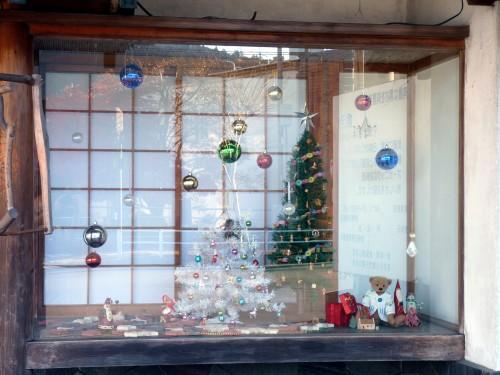 12年クリスマスの飾りつけその1