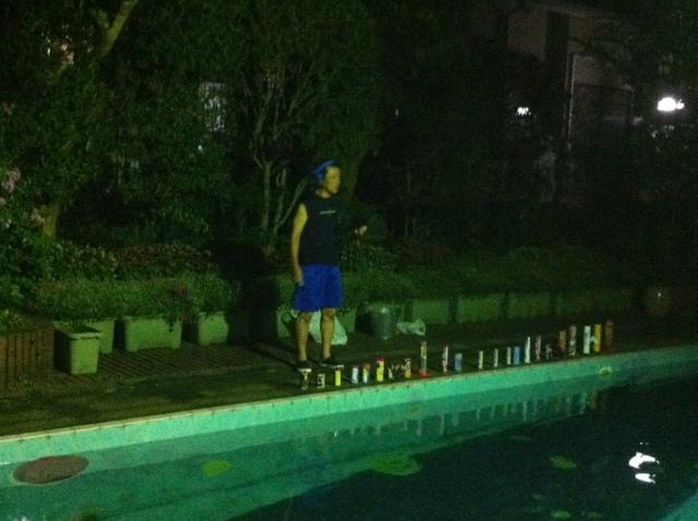 プールパーティ3