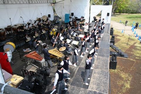 大阪市立城陽中学校吹奏楽部