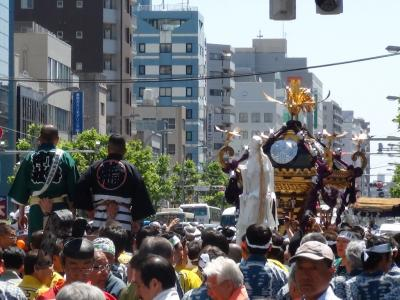 下谷神社大祭④