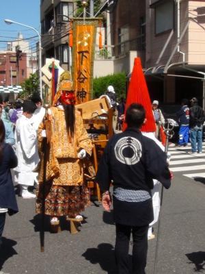 下谷神社大祭③