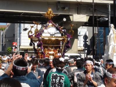 下谷神社大祭①