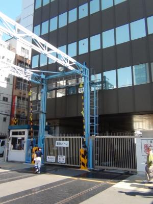 東京メトロ銀座線上野車庫