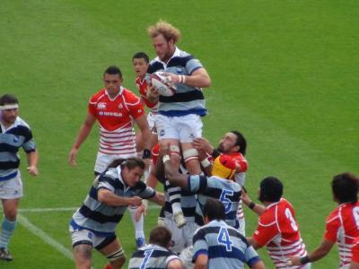 JAPAN XV vs French Barbarians②