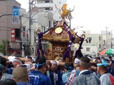 住吉神社 神幸祭⑤