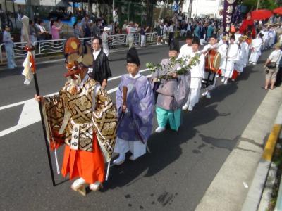 住吉神社 神幸祭①