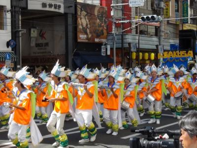 浅草サンバカーニバル③
