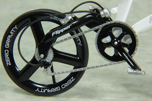 自転車後輪