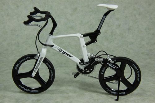 自転車背面