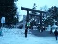 北海道神宮2014・1