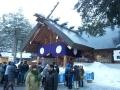 北海道神宮2014・3