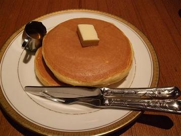 丸福ホットケーキ
