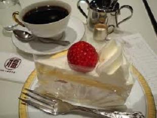 丸福ケーキ