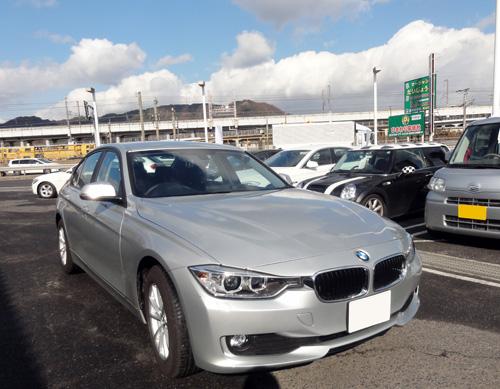 BMWフロントkai