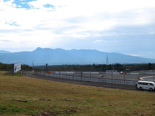 WEC富士6時間・箱根山