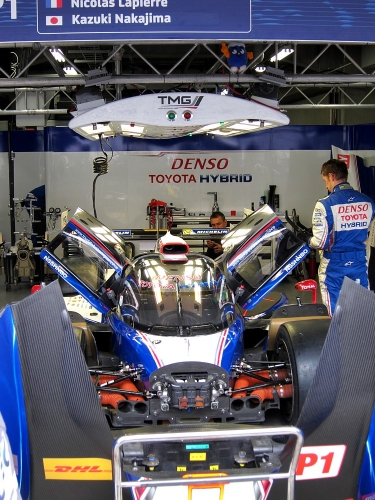 WEC富士6時間・トヨタレーシング TS030