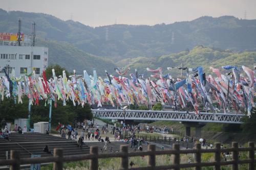 芥川桜堤公園