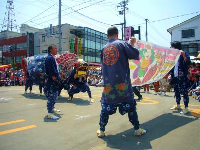 H240527第17回獅子舞共演会吉田町①
