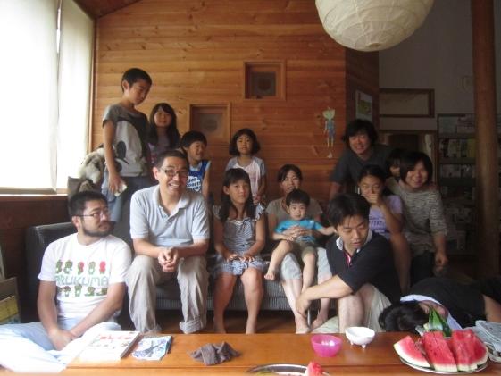 2012茅野合宿10