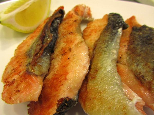 salmon mnier