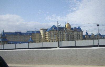 ディズニランドホテル