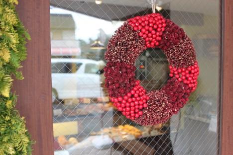 クリスマス準備2.2012.11.13
