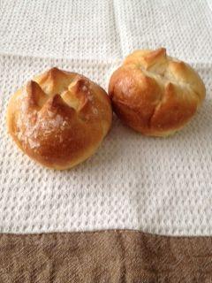お砂糖がけのパン