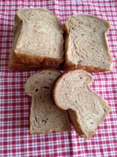 ココアの食パン