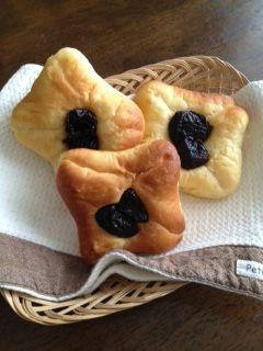プルーンのパン
