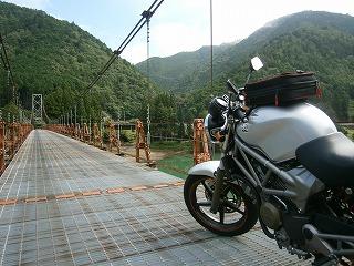 上瀞峡橋2