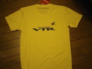 VTR Tシャツ1