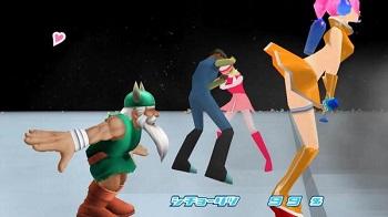 Hi☆sCoool! セハガール スペースチャンネル5  踊ってみた うらら ジェフリー 戦斧のじいさん セガサターン メガドライブ ドリームキャスト