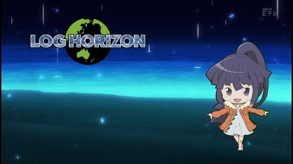 MMORPG アニメ ログ・ホライズン LOGHORIZON シロエ アカツキ