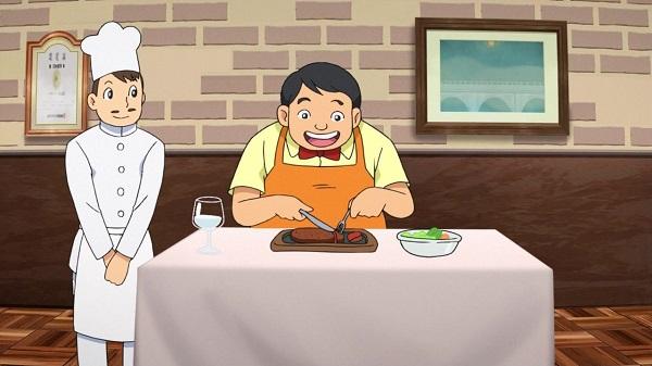 妖怪ウォッチ 放送禁止 アニメ 39話 ピンクレディ 肉汁の大噴火