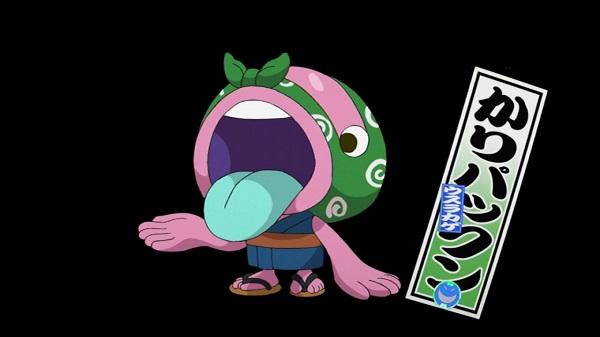 ゲームアニメ 妖怪ウォッチ かりパク かりパックン ゲーム 41話 感想
