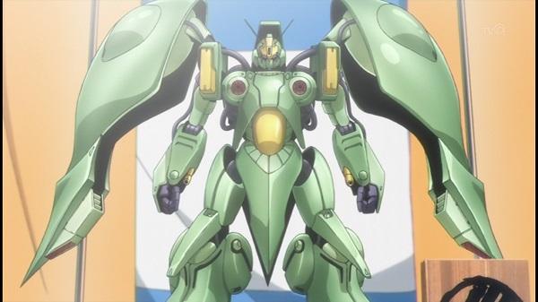 ガンプラアニメ ガンダムビルドファイターズトライ 4話 SDガンダム グフ ラルさん デート